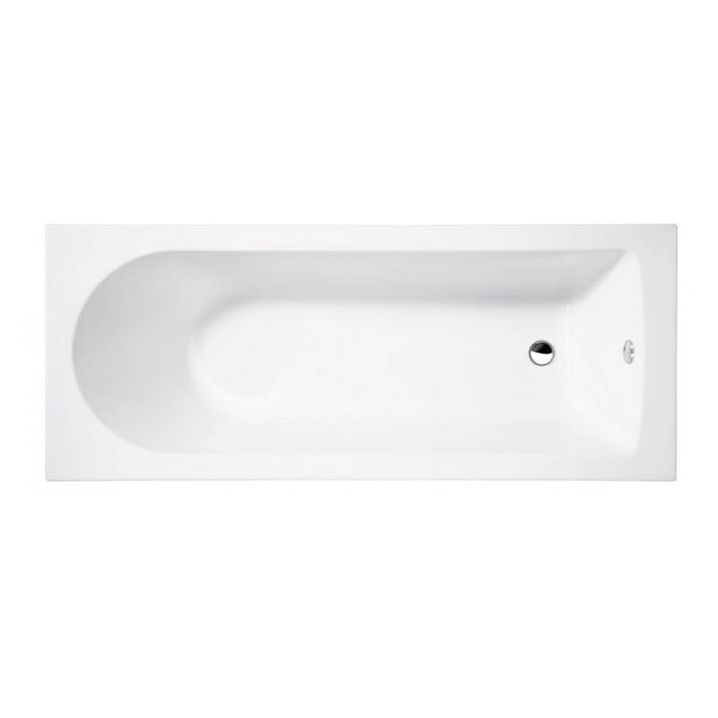 Bathrooms To Love Essentials 1700 x 700mm Single Ended Bath