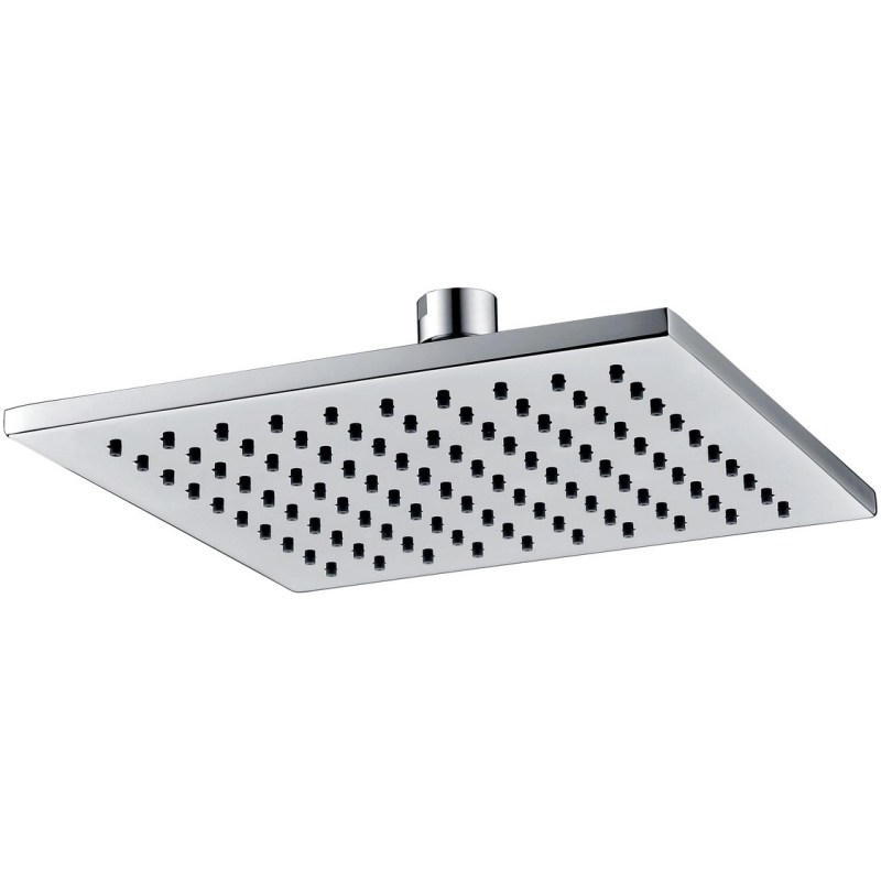 Bathrooms To Love 250mm Square Shower Head Chrome