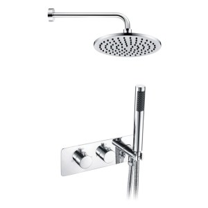 Bathrooms To Love Lexi Round Shower Pack 4