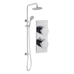 Bathrooms To Love Sphere Round Shower Pack 9