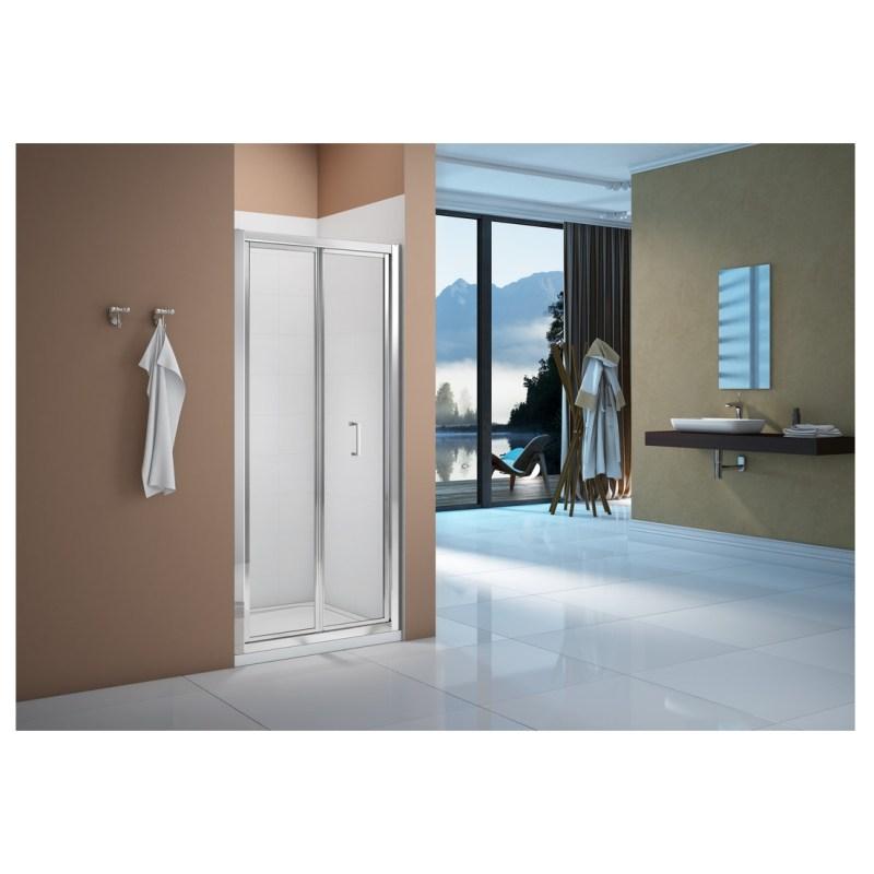 Merlyn Vivid Boost 800mm Bi-Fold Shower Door