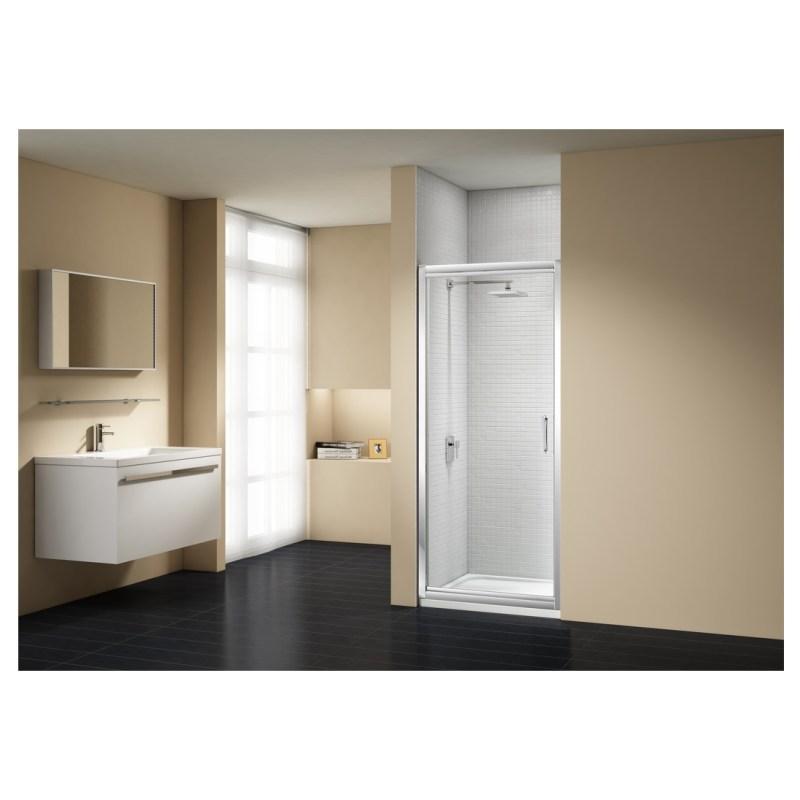 Merlyn Vivid Sublime 800mm Infold Shower Door