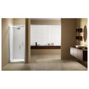Merlyn Vivid Sublime 800mm Pivot Shower Door