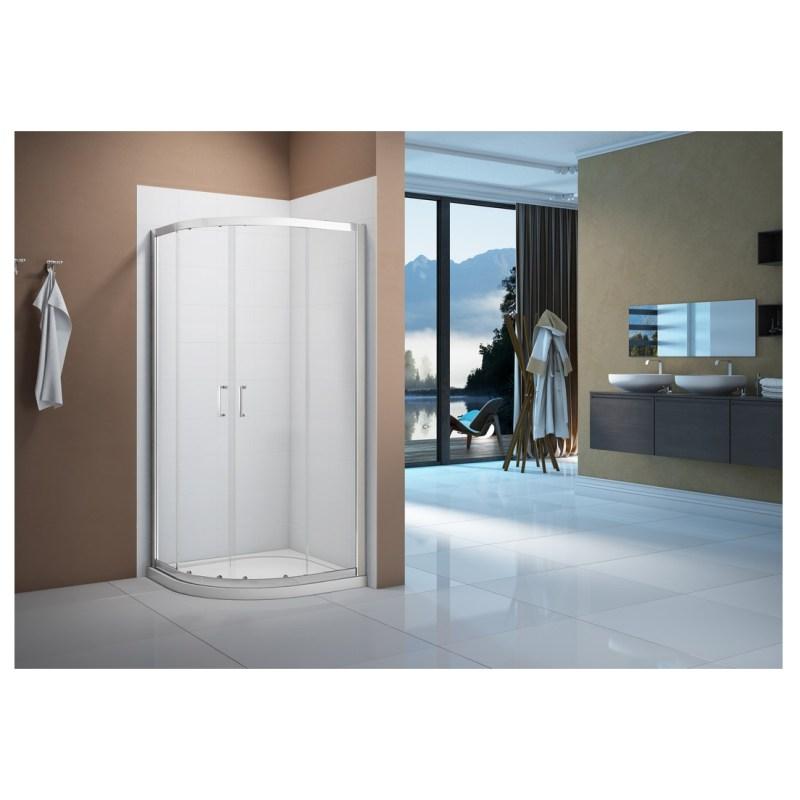 Merlyn Vivid Boost 900mm 2 Door Quadrant Enclosure