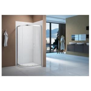 Merlyn Vivid Boost 900mm 1 Door Quadrant Enclosure