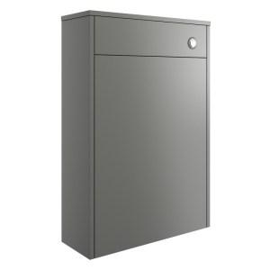 Bathrooms To Love Perla 600mm Floor Standing WC Unit Matt Grey