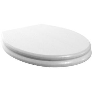 Bathrooms To Love Lucia Soft Close Toilet Seat Satin White Ash