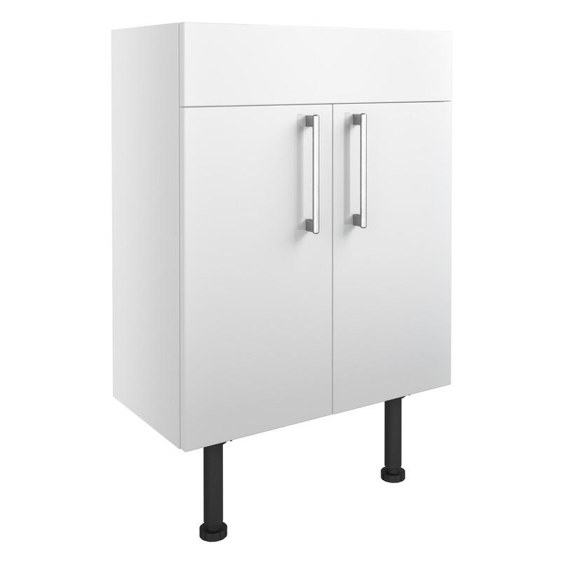 Bathrooms To Love Alba 600mm Vanity Unit White Gloss