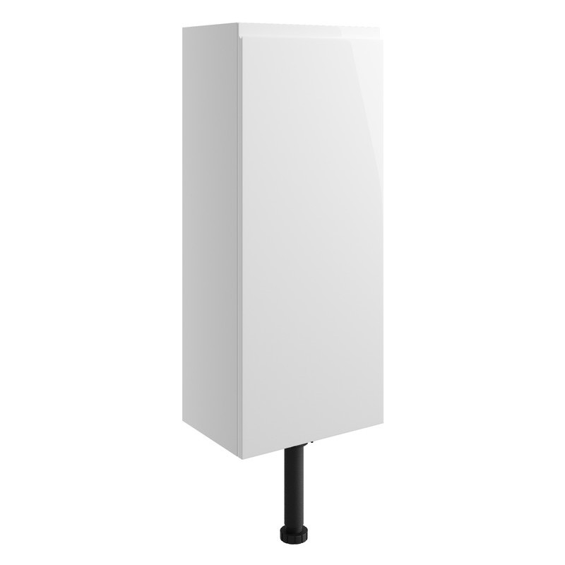 Bathrooms To Love Valesso 300mm Slim Base Unit White Gloss
