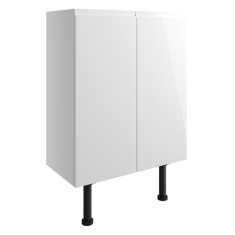 Bathrooms To Love Valesso 600mm Base Unit White Gloss