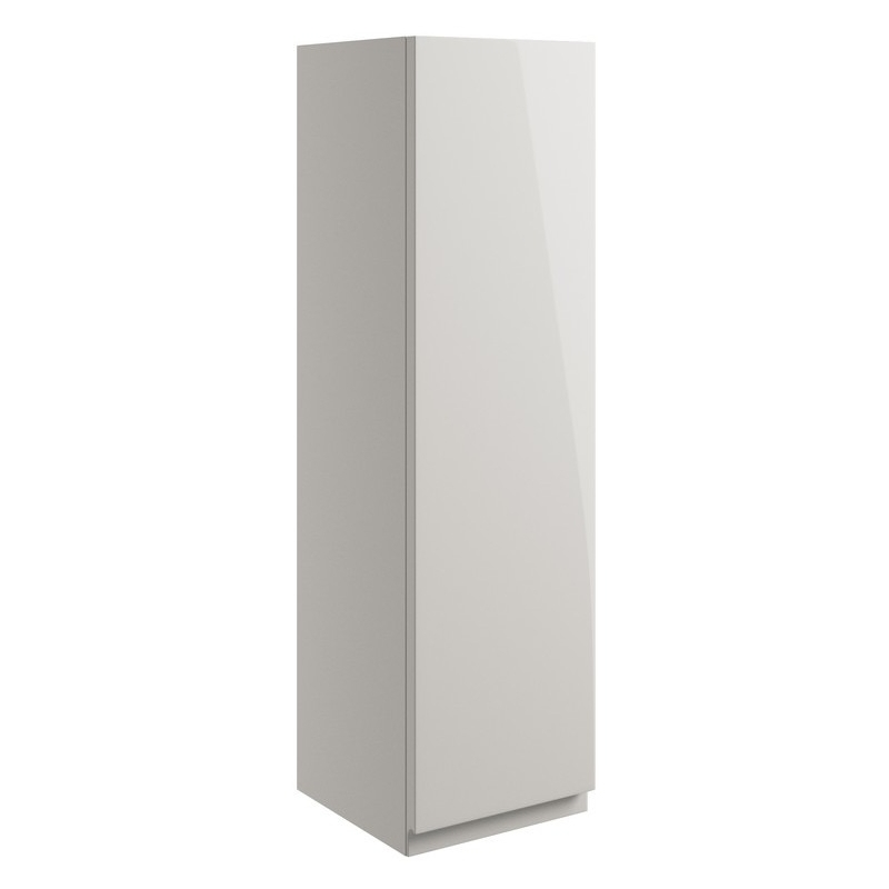 Bathrooms To Love Valesso 200mm Wall Unit Pearl Grey Gloss