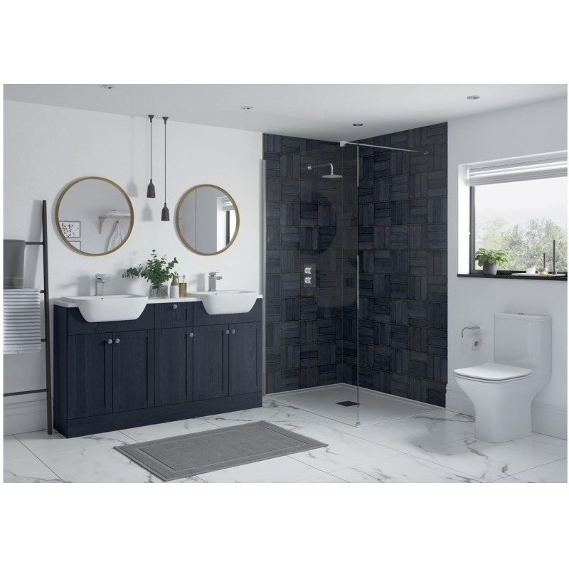Bathrooms To Love Benita 300mm Base Unit Indigo Ash