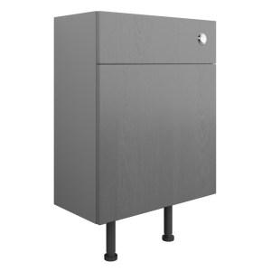 Bathrooms To Love Benita 600mm WC Unit Grey Ash