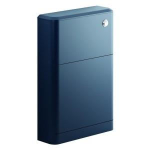 Bathrooms To Love Lambra 550mm Floor Standing WC Unit Matt Indigo