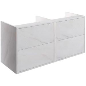 Bathrooms To Love Perla 1200mm Wall Hung Vanity Run Marble