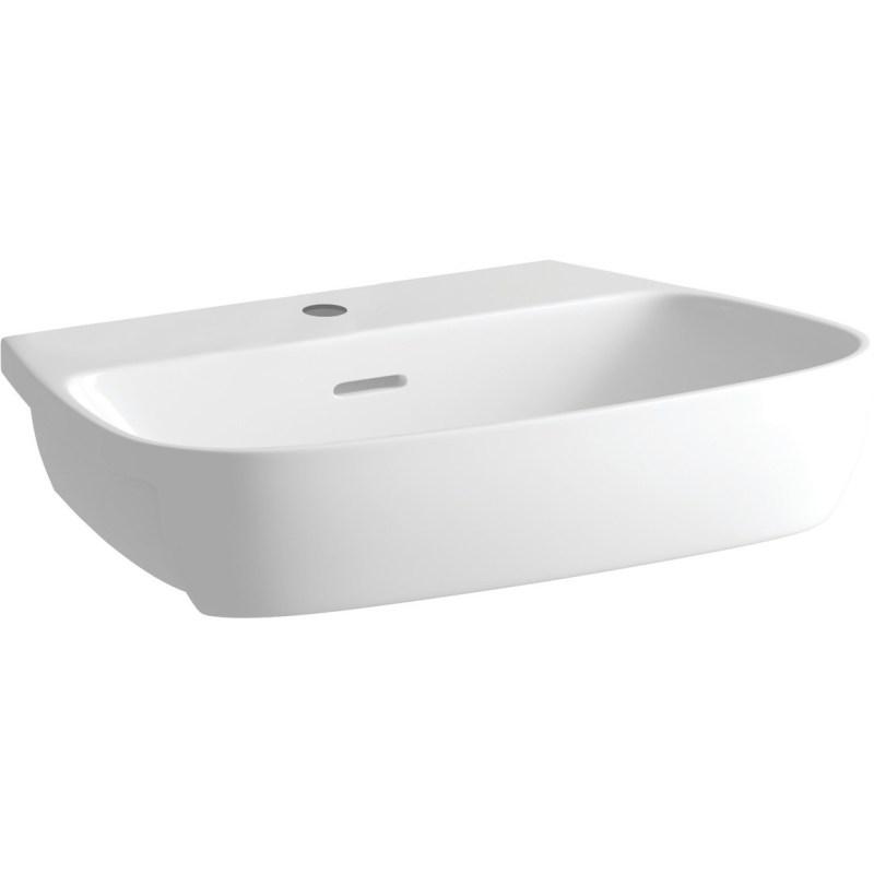 Bathrooms To Love Amyris 605mm Semi Recessed Basin