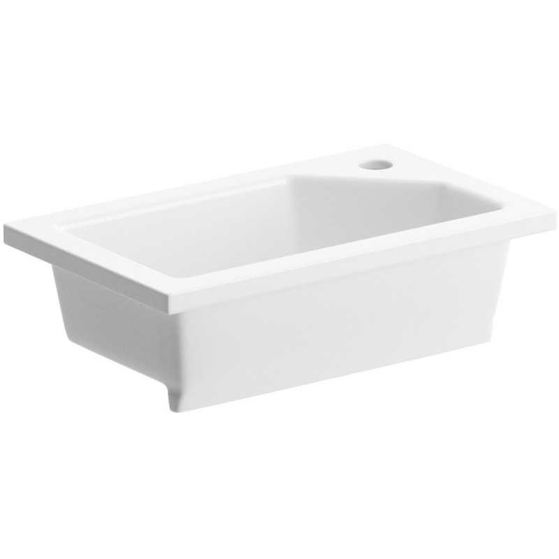 Bathrooms To Love 430x260mm Compact Inset Basin Only