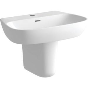 Bathrooms To Love Amyris 600mm Basin & Semi Pedestal
