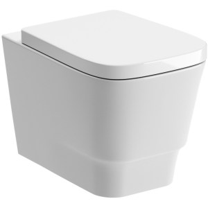 Bathrooms To Love Amyris Wall Hung WC & Soft Close Seat