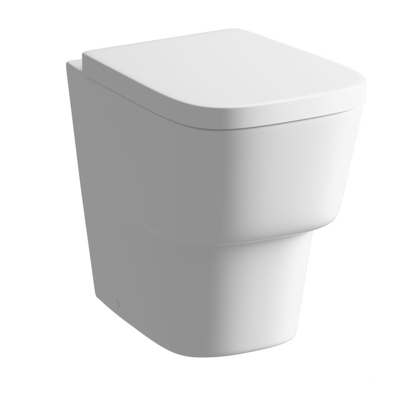 Bathrooms To Love Amyris Back To Wall WC & Soft Close Seat