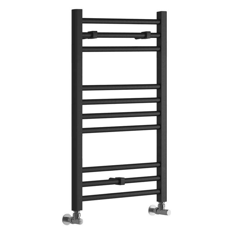 Bathrooms To Love Grada Straight Ladder Radiator 500x800mm Anthracite