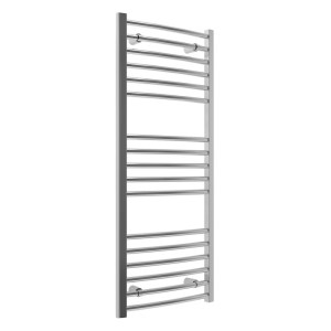 Bathrooms To Love Grada Curved Ladder Radiator 500x1200mm Chrome