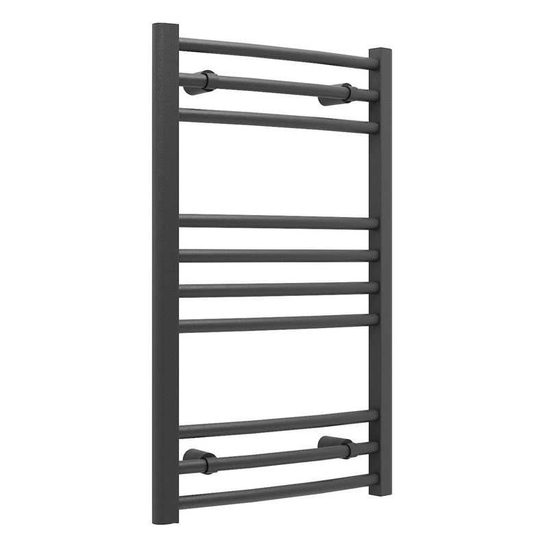 Bathrooms To Love Grada Curved Ladder Radiator 500x800mm Anthracite