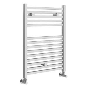 Bathrooms To Love Qubos Ladder Radiator 500x690mm Chrome