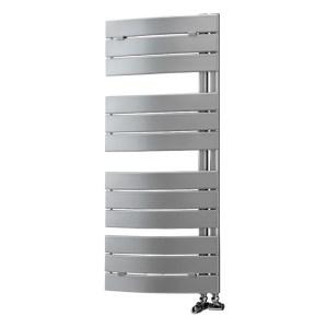Bathrooms To Love Quadrata Ladder Radiator 550x1080mm Chrome