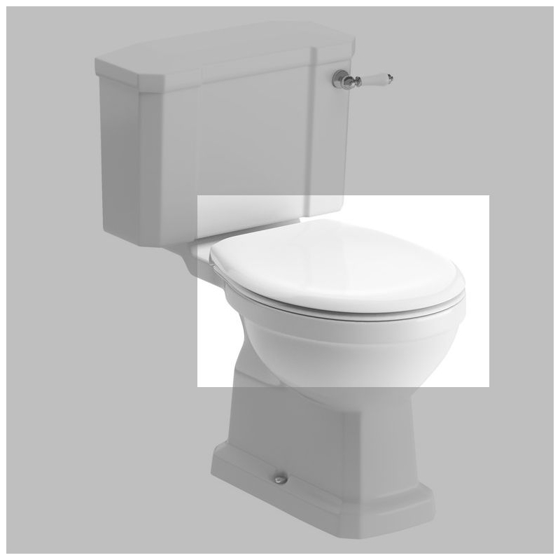 Bathrooms To Love Sherbourne Soft Close Seat
