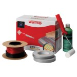 Warmup Dual Wire Under-Tile Heater 400 Watts