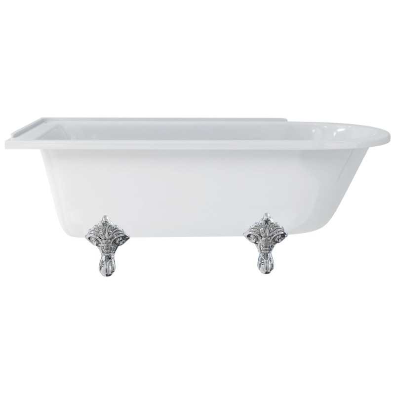 Burlington Hampton 170cm Left Handed Showering Bath