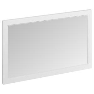 Burlington Framed 120cm Mirror Matt White