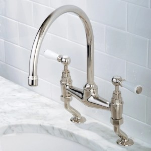 2 Hole Sink Mixers