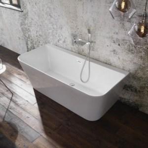 Back To Wall Baths