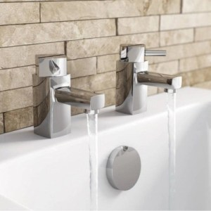 Bath Pillar Taps