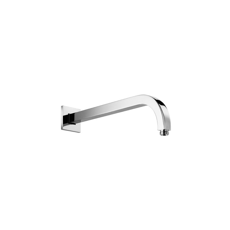Cifial 340mm Curved Fixed Wall Shower Arm