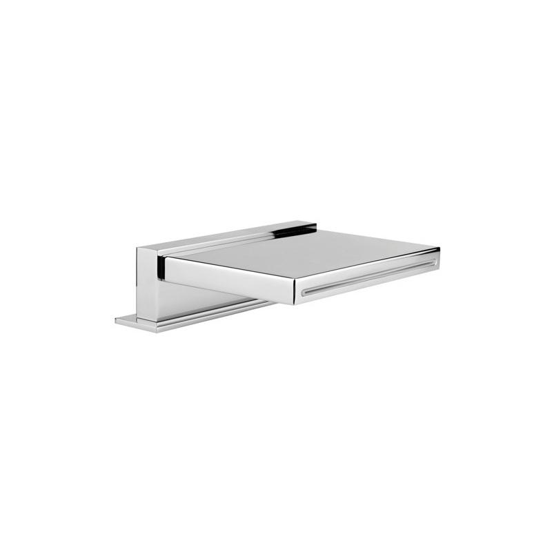 Cifial Quadrado Waterfall Deck Spout Chrome