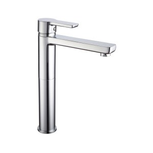 Cifial Coule Tall Mono Basin Mixer Chrome
