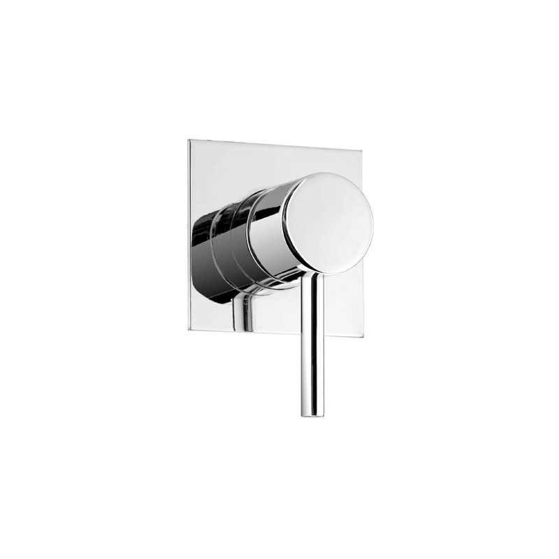 Cifial Mini Round Concealed Manual Mixer (1 Outlet) Chrome