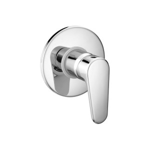 Cifial Viva Concealed Manual Mixer Chrome