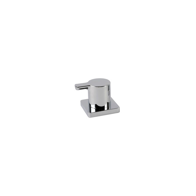 Cifial Coule Deck Diverter Chrome