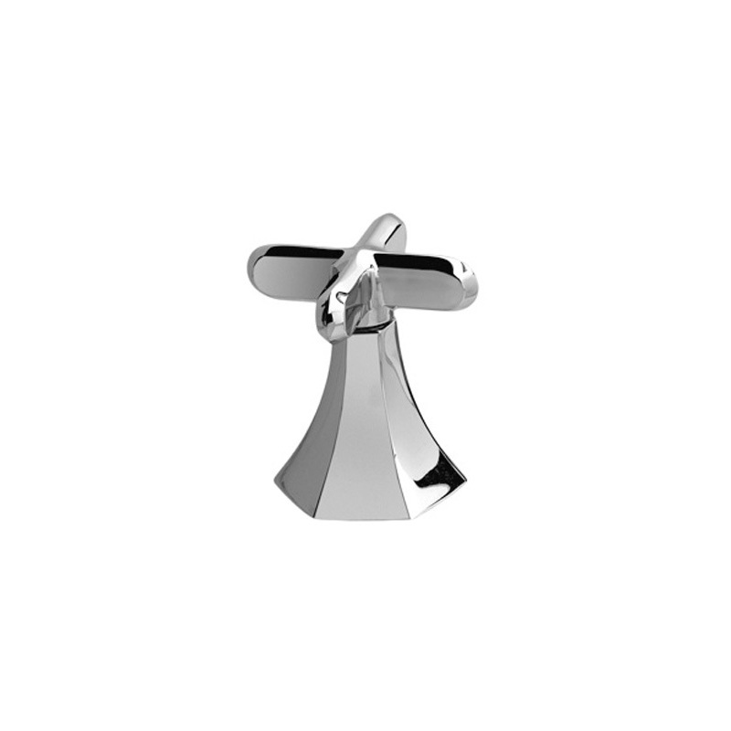 Cifial Hexa Deck Diverter Chrome