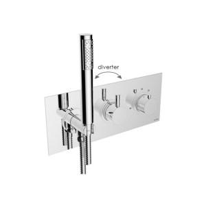 Cifial Technovation 465 2 Control Landscape Shower System