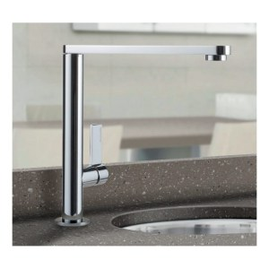 Clearwater Pyxis Mono Sink Mixer with Swivel Spout Chrome
