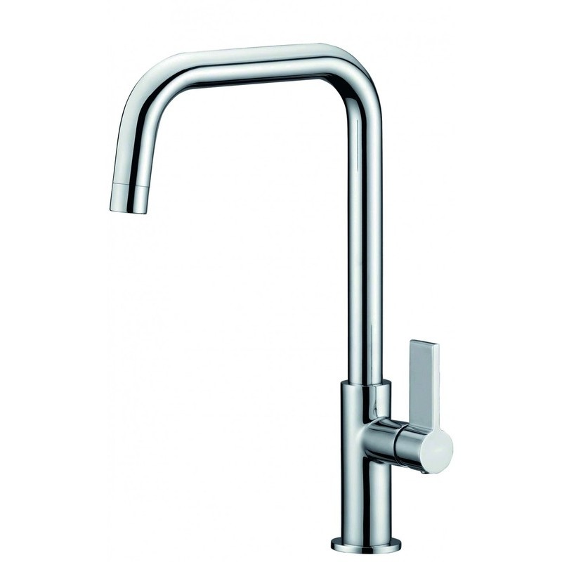 Clearwater Jovian Sink Mixer with U Spout Chrome
