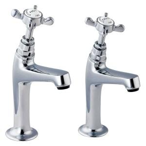 Deva Coronation High Neck Sink Taps