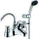 Deva Lever Action Thermostatic Bath Shower Mixer
