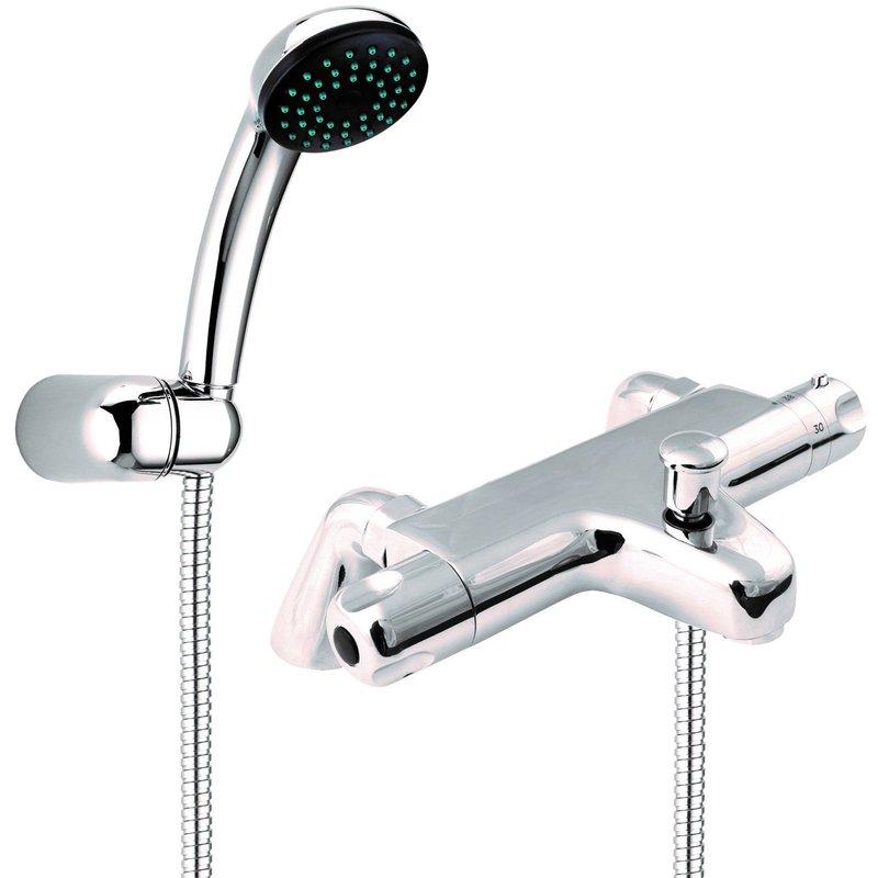 Deva Dynamic Thermostatic Bath Shower Mixer TMV2