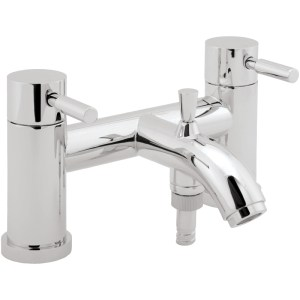 Deva Vision Deck Mounted Bath Shower Mixer